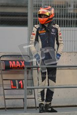 © Octane Photographic Ltd. GP2 Winter testing Barcelona Day 3, Thursday 8th March 2012. Marussia Carlin, Max Chilton. Digital Ref : 0237cb1d5043