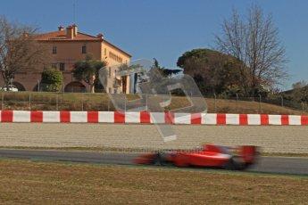 © Octane Photographic Ltd. GP2 Winter testing Barcelona Day 3, Thursday 8th March 2012. Arden International, Luiz Razia. Digital Ref : 0237cb7d2568
