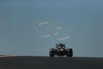 World © Octane Photographic Ltd. Formula 1 USA, Circuit of the Americas - Qualifying. 17th November 2012 Caterham CT01 - Vitaly Petrov. Digital Ref: 0560lw1d3385