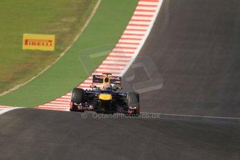 World © Octane Photographic Ltd. Formula 1 USA, Circuit of the Americas - Race 18th November 2012. Red Bull RB8 - Sebastian Vettel. Digital Ref: 0561lw7d3853