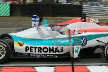 © 2012 Octane Photographic Ltd. Saturday 7th April. Cooper Tyres British F3 International - Race 2. Digital Ref : 0281lw7d8517