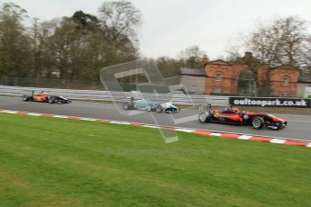 © 2012 Octane Photographic Ltd. Saturday 7th April. Cooper Tyres British F3 International - Race 2. Digital Ref : 0281lw7d8613