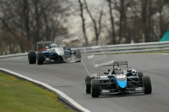 © 2012 Octane Photographic Ltd. Saturday 7th April. Cooper Tyres British F3 International - Race 1. Digital Ref : 0275lw1d1664