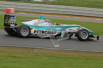 © 2012 Octane Photographic Ltd. Saturday 7th April. Cooper Tyres British F3 International - Race 1. Digital Ref : 0275lw7d7344