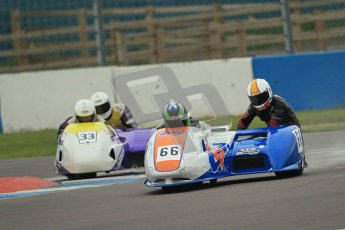 © Octane Photographic Ltd. 2012. NG Road Racing CSC Open F2 Sidecars. Donington Park. Saturday 2nd June 2012. Digital Ref : 0363lw1d9724