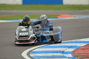 © Octane Photographic Ltd. 2012. NG Road Racing CSC Open F2 Sidecars. Donington Park. Saturday 2nd June 2012. Digital Ref : 0363lw1d9755