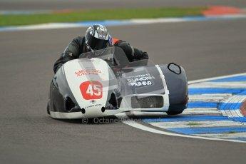© Octane Photographic Ltd. 2012. NG Road Racing CSC Open F2 Sidecars. Donington Park. Saturday 2nd June 2012. Digital Ref : 0363lw1d9783
