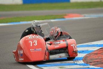 © Octane Photographic Ltd. 2012. NG Road Racing CSC Open F2 Sidecars. Donington Park. Saturday 2nd June 2012. Digital Ref : 0363lw1d9790
