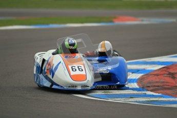 © Octane Photographic Ltd. 2012. NG Road Racing CSC Open F2 Sidecars. Donington Park. Saturday 2nd June 2012. Digital Ref : 0363lw1d9813