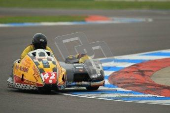© Octane Photographic Ltd. 2012. NG Road Racing CSC Open F2 Sidecars. Donington Park. Saturday 2nd June 2012. Digital Ref : 0363lw1d9824