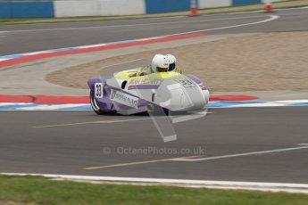 © Octane Photographic Ltd. 2012. NG Road Racing CSC Open F2 Sidecars. Donington Park. Saturday 2nd June 2012. Digital Ref : 0363lw7d7713