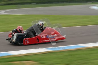 © Octane Photographic Ltd. 2012. NG Road Racing CSC Open F2 Sidecars. Donington Park. Saturday 2nd June 2012. Digital Ref : 0363lw7d7867