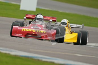 © Octane Photographic Ltd. 2012 Donington Historic Festival. HSCC Historic F2, qualifying. Chevron B27 - Michael Bletsoe-Brown. Digital Ref : 0315cb1d7992