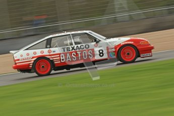 © Octane Photographic Ltd. 2012 Donington Historic Festival. JD Classics Challenge for 66 to 85 touring cars, qualifying. Rover TWR - Bert Smeets. Digital Ref : 0318cb7d0055