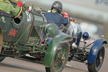 "© Octane Photographic Ltd. 2012 Donington Historic Festival. ""Mad Jack"" for pre-war sportscars, qualifying. Digital Ref : 0314cb1d7457"