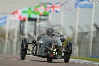 "© Octane Photographic Ltd. 2012 Donington Historic Festival. ""Mad Jack"" for pre-war sportscars, qualifying. Digital Ref : 0314cb1d7466"