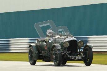 "© Octane Photographic Ltd. 2012 Donington Historic Festival. ""Mad Jack"" for pre-war sportscars, qualifying. Digital Ref : 0314cb1d7505"