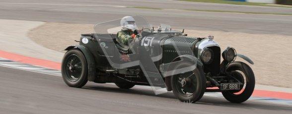 "© Octane Photographic Ltd. 2012 Donington Historic Festival. ""Mad Jack"" for pre-war sportscars, qualifying. Digital Ref : 0314lw7d7248"