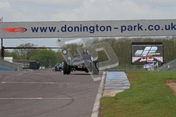 "© Octane Photographic Ltd. 2012 Donington Historic Festival. ""Mad Jack"" for pre-war sportscars, qualifying. Digital Ref : 0314lw7d7353"