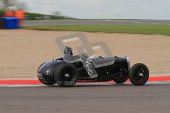 "© Octane Photographic Ltd. 2012 Donington Historic Festival. ""Mad Jack"" for pre-war sportscars, qualifying. 5th May 2012, Jaguar SS100 - Tom McWhirter. Digital Ref : 0314lw7d7489"