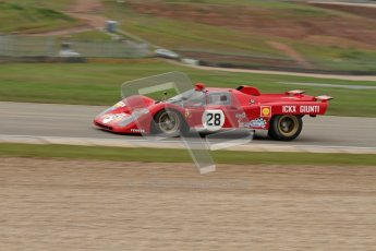 © Octane Photographic Ltd. 2012. Donington Park - General Test Day. Tuesday 12th June 2012. Ex Giunti/Ickx Ferrari 512S. Digital Ref : 0365lw7d8814