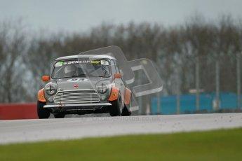 © Octane Photographic Ltd. Donington Park - General Test - 19th April 2012. Rupert Deeth, Mini Miglia Championship. Digital ref : 0297lw1d0023