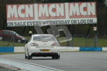 © Octane Photographic Ltd. Donington Park - General Test - 19th April 2012. FIA track inspection. Digital ref : 0297lw1d8399