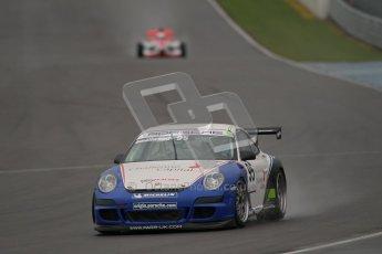 © Octane Photographic Ltd. Donington Park - General Test - 19th April 2012. Peter Smallwood, Porsche GT3 Cup Challenge. Digital ref : 0297lw1d8651