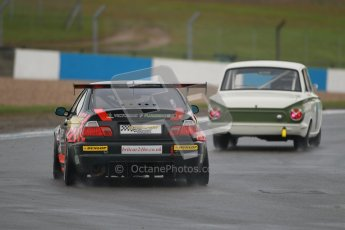 © Octane Photographic Ltd. Donington Park - General Test - 19th April 2012. Dan Malone, BMW330, BARC Dunlop Production Touring Car Trophy. Digital ref : 0297lw1d8991