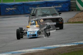 © Octane Photographic Ltd. Donington Park - General Test - 19th April 2012. Alan Fincham, Van Dieman RF80 HSCC Historic Formula Ford 1600. Digital ref : 0297lw1d9366