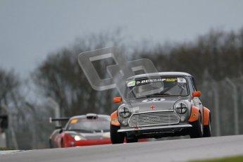 © Octane Photographic Ltd. Donington Park - General Test - 19th April 2012. Rupert Deeth, Motivated Motorsport, Mini Miglia Championship. Digital ref : 0297lw1d9945