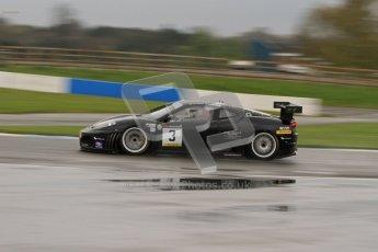 © Octane Photographic Ltd. Donington Park - General Test - 19th April 2012. Paul Bailey/Andy Schutz, Ferrari 430, SB Race Engineering ltd, Britcar MSA Endurance Championship. Digital ref : 0297lw7d5257