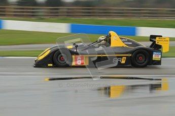 © Octane Photographic Ltd. Donington Park - General Test - 19th April 2012. Andy Cummings, Radical SR3RS, Radical Masters Euroseries. Digital ref : 0297lw7d5422