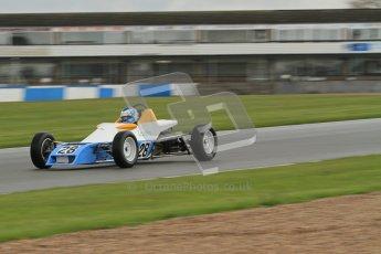 © Octane Photographic Ltd. Donington Park - General Test - 19th April 2012. Alan Fincham, Van Dieman RF80 HSCC Historic Formula Ford 1600. Digital ref : 0297lw7d5783