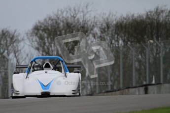 © Octane Photographic Ltd. Donington Park un-silenced general test day, 26th April 2012. Dunlop Radical UK Cup - Masters, Phillip Jeans. Digital Ref : 0301lw7d8900