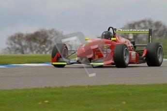 © Octane Photographic Ltd. Donington Park un-silenced general test day, 26th April 2012. Neil Harrison, Dallara F302 Toyota, F3 Cup. Digital Ref : 0301lw7d9076
