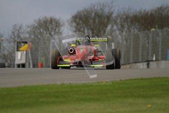 © Octane Photographic Ltd. Donington Park un-silenced general test day, 26th April 2012. Neil Harrison, Dallara F302 Toyota, F3 Cup. Digital Ref : 0301lw7d9198