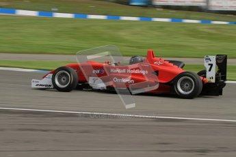 © Octane Photographic Ltd. Donington Park un-silenced general test day, 26th April 2012. Tony Bishop, Dallara F305/7, F3 Cup. Digital Ref : 0301lw7d9758