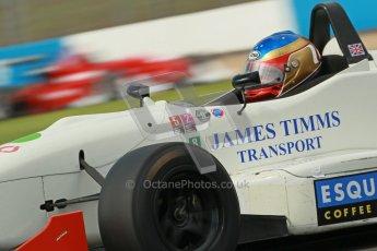 © Octane Photographic Ltd. Donington Park un-silenced general test day, 26th April 2012. Dallara Toyota, F3 Cup. Digital Ref : 0301cb1d3503