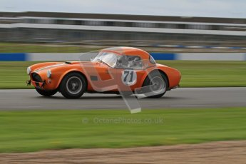 © Octane Photographic Ltd. Donington Park un-silenced general test day, 26th April 2012. Ingram/Chiles/Chiles Jr, AC Cobra. Digital Ref : 0301lw7d8523