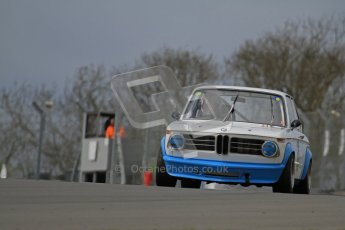 © Octane Photographic Ltd. Donington Park un-silenced general test day, 26th April 2012. BMW 2002. Digital Ref : 0301lw7d9250