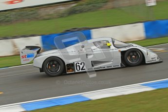 © Octane Photographic Ltd. Donington Park testing, May 17th 2012. Bob Berridge - Ex Schlesser/Mass Sauber C9. Digital Ref : 0339cb7d2564