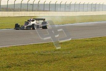 © Octane Photographic Ltd. Donington Park un-silenced general testing. Thursday 29th March 2012. Digital Ref : 0261cb7d3915