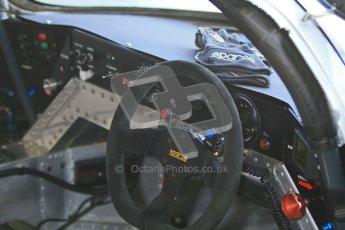 © Octane Photographic Ltd. Donington Park un-silenced general testing. Thursday 29th March 2012. Sauber C9 - Gareth Evans. Digital Ref : 0261cb7d4235