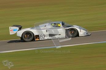 © Octane Photographic Ltd. Donington Park un-silenced general testing. Thursday 29th March 2012. Sauber C9 - Gareth Evans. Digital Ref : 0261cb7d4491