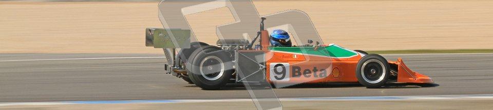 © Octane Photographic Ltd. Donington Park un-silenced general testing. Thursday 29th March 2012, March , Historic F1. Digital Ref : 0261cb7d5137
