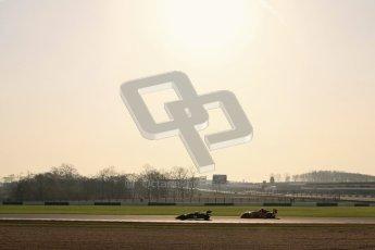 © Octane Photographic Ltd. Donington Park un-silenced general testing. Thursday 29th March 2012. Digital Ref : 0261lw7d3978