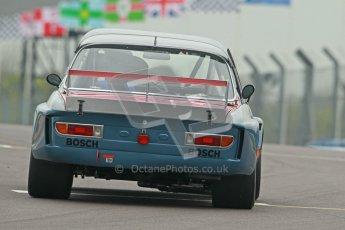 © Octane Photographic Ltd. Donington Park testing, May 3rd 2012. Digital Ref : 0313cb1d6901