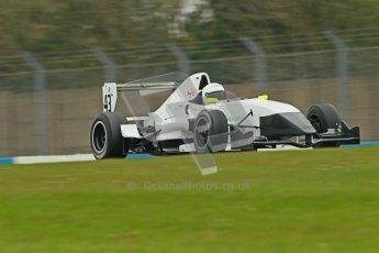 © Octane Photographic Ltd. Donington Park testing, May 3rd 2012. David Wagner - Formula Renault BARC. Digital Ref : 0313cb1d6953