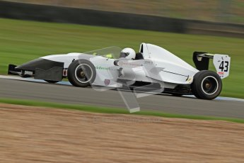 © Octane Photographic Ltd. Donington Park testing, May 3rd 2012. David Wagner - Formula Renault BARC. Digital Ref : 0313cb7d9459